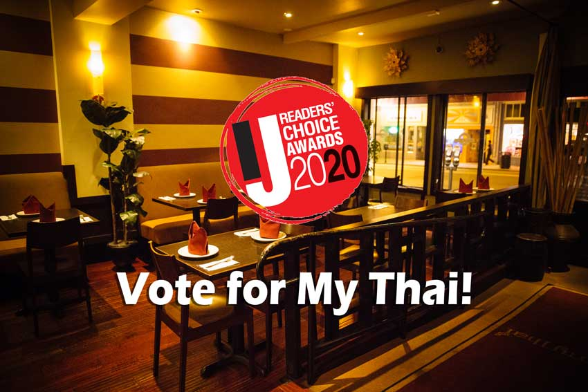 My Thai - Marin IJ Readers' Choice Awards 2020