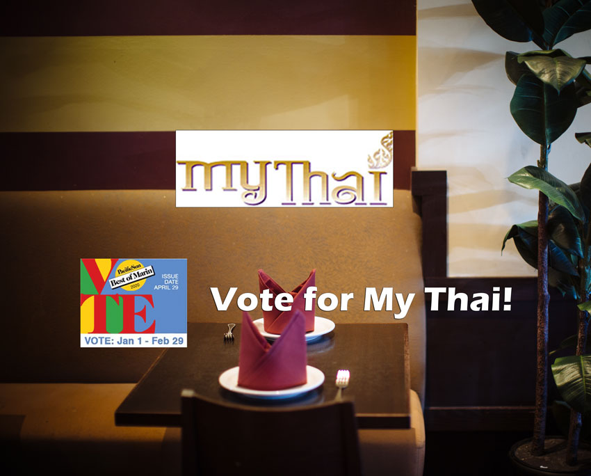 Best of Marin Poll - My Thai