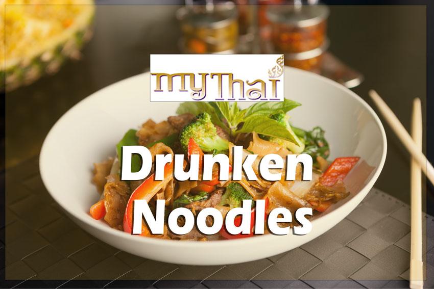 My Thai - Drunken Noodles