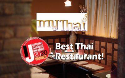 Marin IJ Readers Choose Best Thai Restaurant