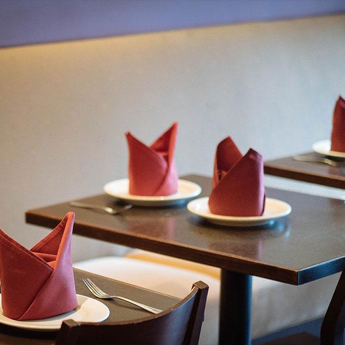 My Thai San Rafael tables