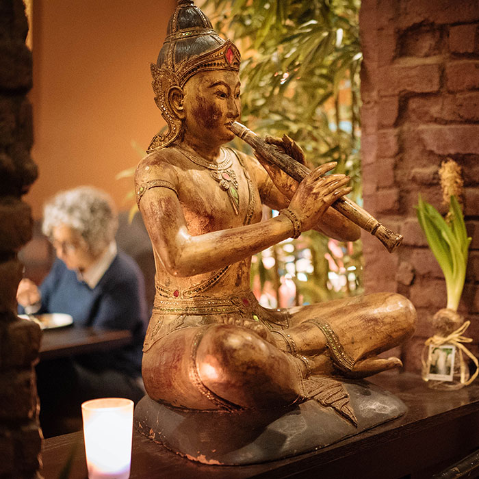 My Thai statue