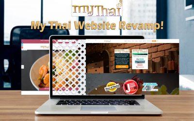 My Thai Revamped Website