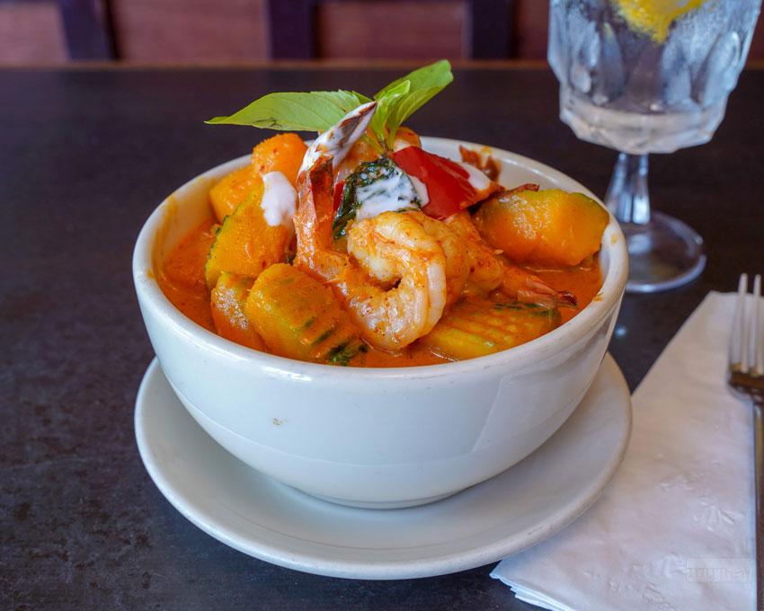 My Thai - My Thai Wins Again - Pumpkin Curry