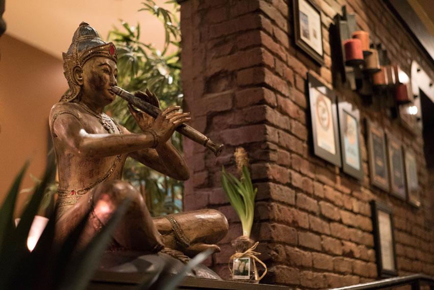 My Thai - Closed on July Fourth - My Thai Display