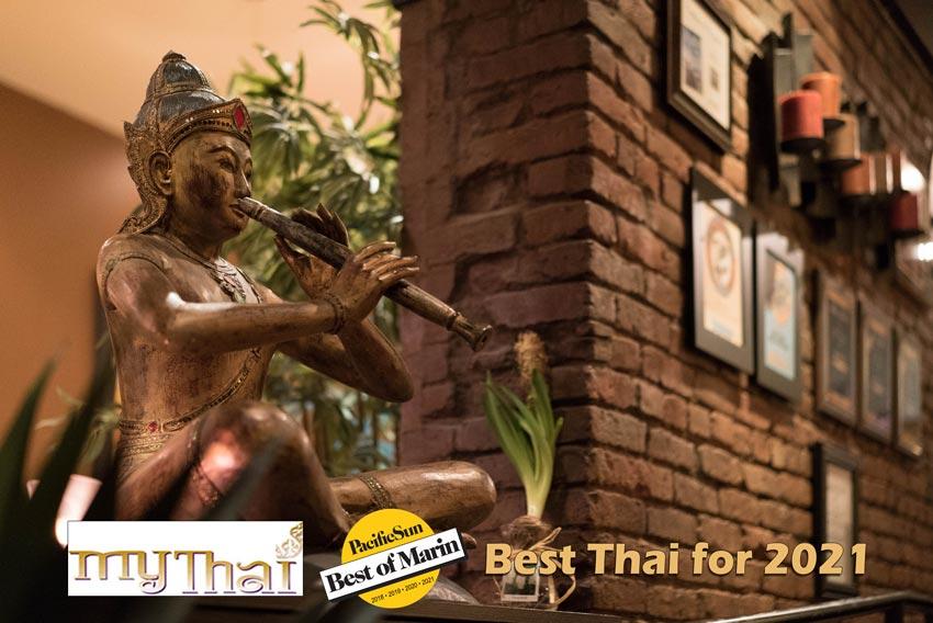 My Thai voted Best Thai for 2021